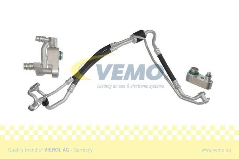VEMO Hochdruck-/Niederdruckleitung, Klimaanlage Q+, Erstausrüsterqualität