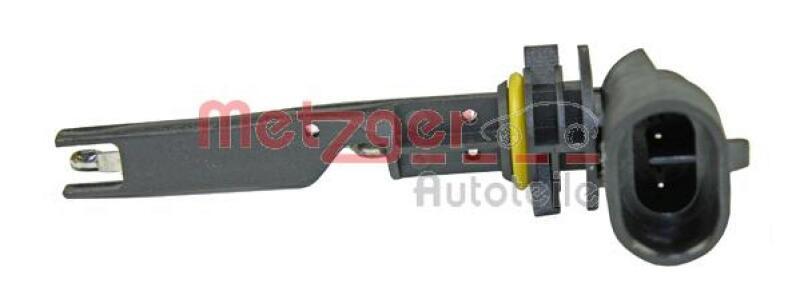 METZGER Sensor, Kühlmittelstand Original Ersatzteil