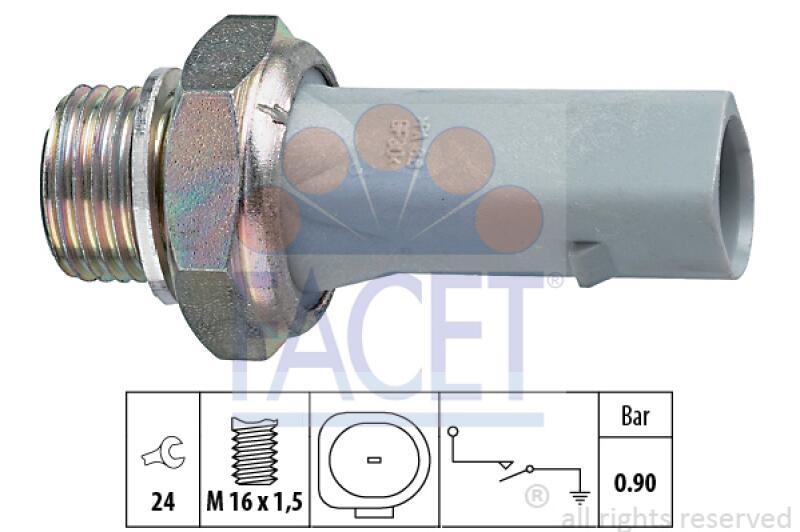 FACET Öldruckschalter