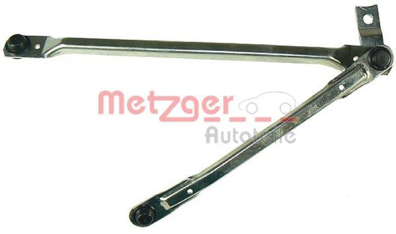 METZGER Antriebsstange, Wischergestänge