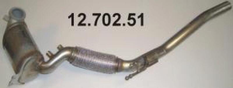 EBERSPÄCHER Ruß-/Partikelfilter, Abgasanlage