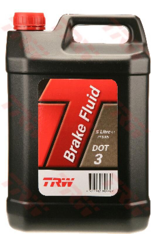TRW Bremsflüssigkeit DOT 3 5L