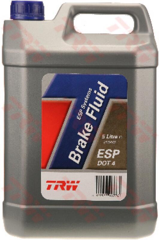 TRW Bremsflüssigkeit DOT 4 ESP 5L