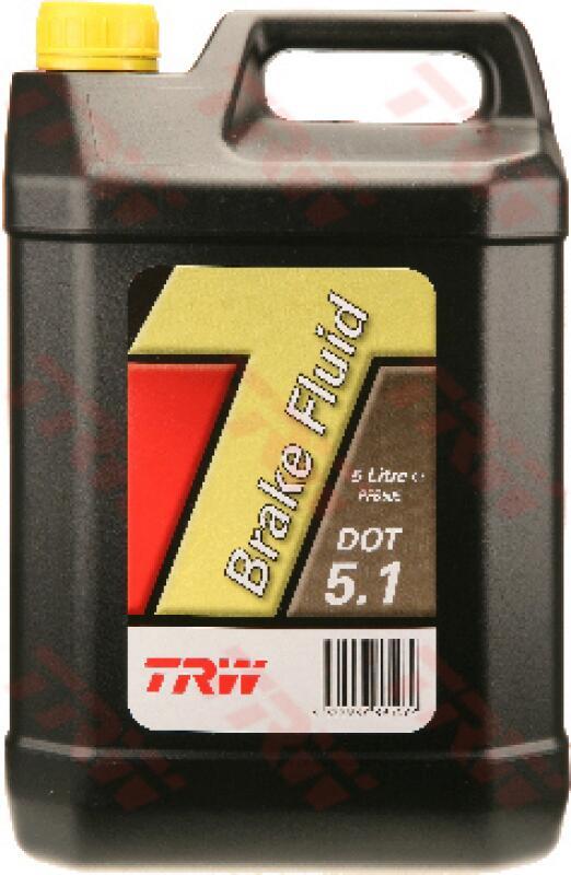 TRW Bremsflüssigkeit DOT 5.1 5L