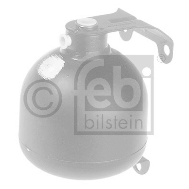 FEBI BILSTEIN Druckspeicher, Federung/Dämpfung