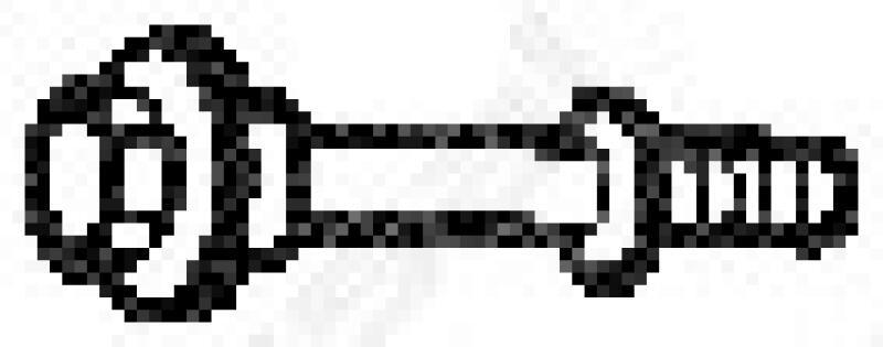 BOSAL Schraube, Abgasanlage