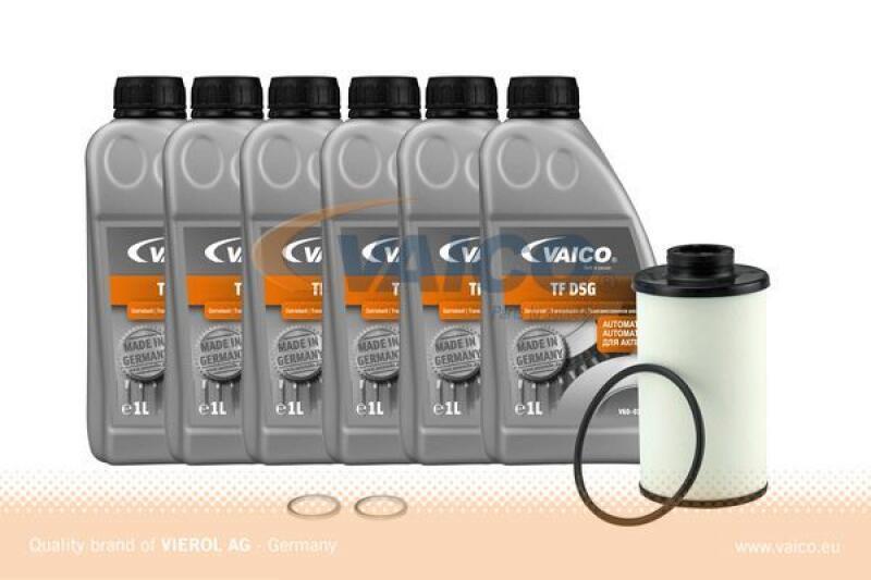 VAICO Teilesatz, Ölwechsel-Automatikgetriebe Premium Qualität MADE IN GERMANY