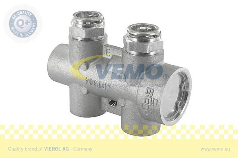 VEMO Thermostat, Ölkühlung Q+, Erstausrüsterqualität