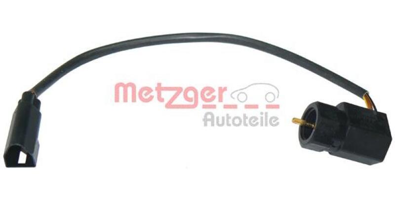 METZGER Sensor, Wegstrecke Original Ersatzteil