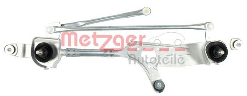 METZGER Wischergestänge Original Ersatzteil