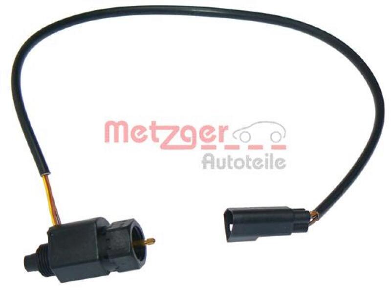 METZGER Sensor, Geschwindigkeit Original Ersatzteil