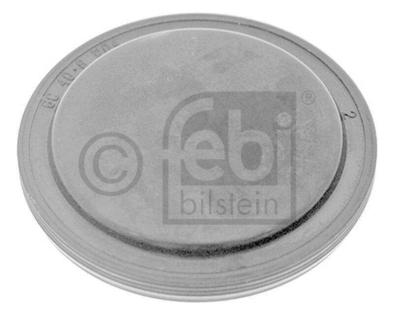 FEBI BILSTEIN Flanschdeckel, Automatikgetriebe