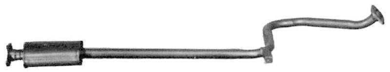 IMASAF Mittelschalldämpfer