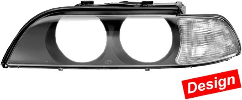 HELLA Streuscheibe, Hauptscheinwerfer