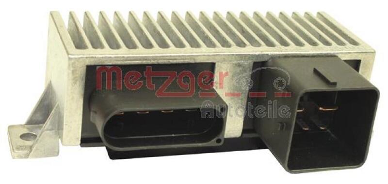 METZGER Steuergerät, Glühzeit Original Ersatzteil