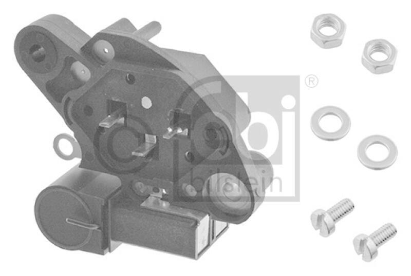 FEBI BILSTEIN Regler Lichtmaschine / Generator