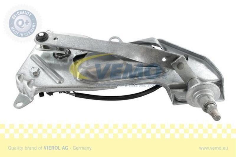 VEMO Wischermotor Q+, Erstausrüsterqualität MADE IN GERMANY