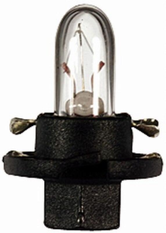 HELLA Glühlampe, Instrumentenbeleuchtung