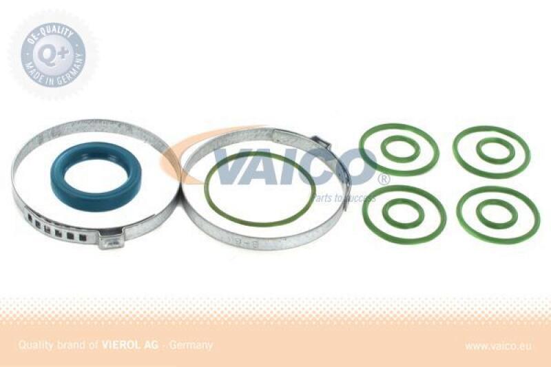 VAICO Dichtungssatz, Lenkgetriebe Q+, Erstausrüsterqualität MADE IN GERMANY