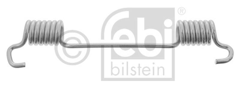 FEBI BILSTEIN Feder, Bremsbacken
