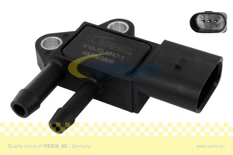 VEMO Sensor, Abgasdruck
