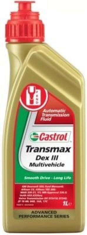 CASTROL Achsgetriebeöl Transmax Dex III Multivehicle 1L