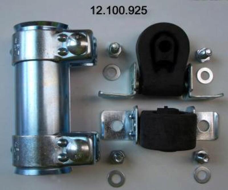 EBERSPÄCHER Montagesatz, Schalldämpfer