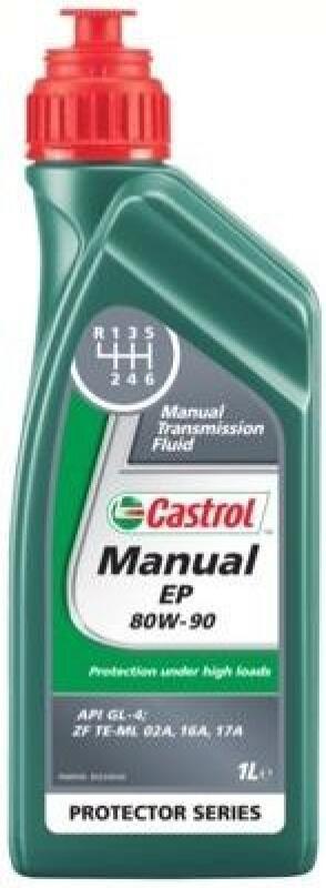 CASTROL Achsgetriebeöl Manuel EP 80W-90 1L