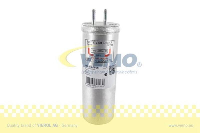 VEMO Trockner, Klimaanlage Q+, Erstausrüsterqualität