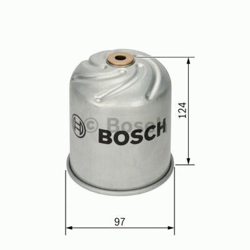 BOSCH Ölfilter