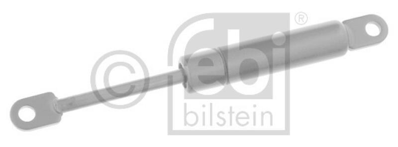 FEBI BILSTEIN Gasfeder, Windleitblech