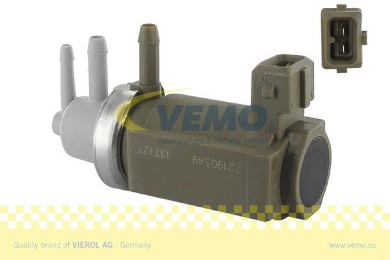 VEMO Druckwandler, Abgassteuerung Q+, Erstausrüsterqualität MADE IN GERMANY