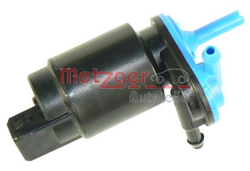 METZGER Waschwasserpumpe, Scheibenreinigung Original Ersatzteil
