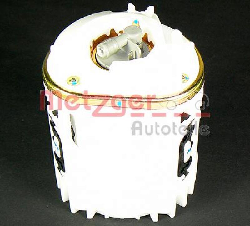 METZGER Schlingertopf, Kraftstoffpumpe Original Ersatzteil