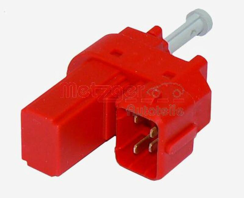 METZGER Schalter, Kupplungsbetätigung (GRA)