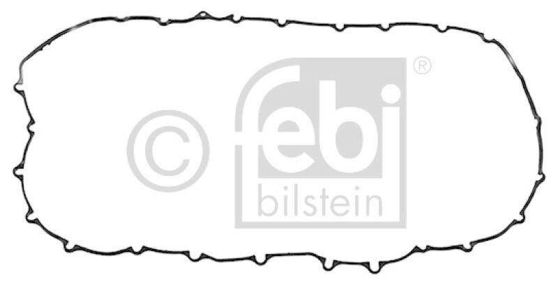 FEBI BILSTEIN Dichtung, Gehäusedeckel (Kurbelgehäuse)