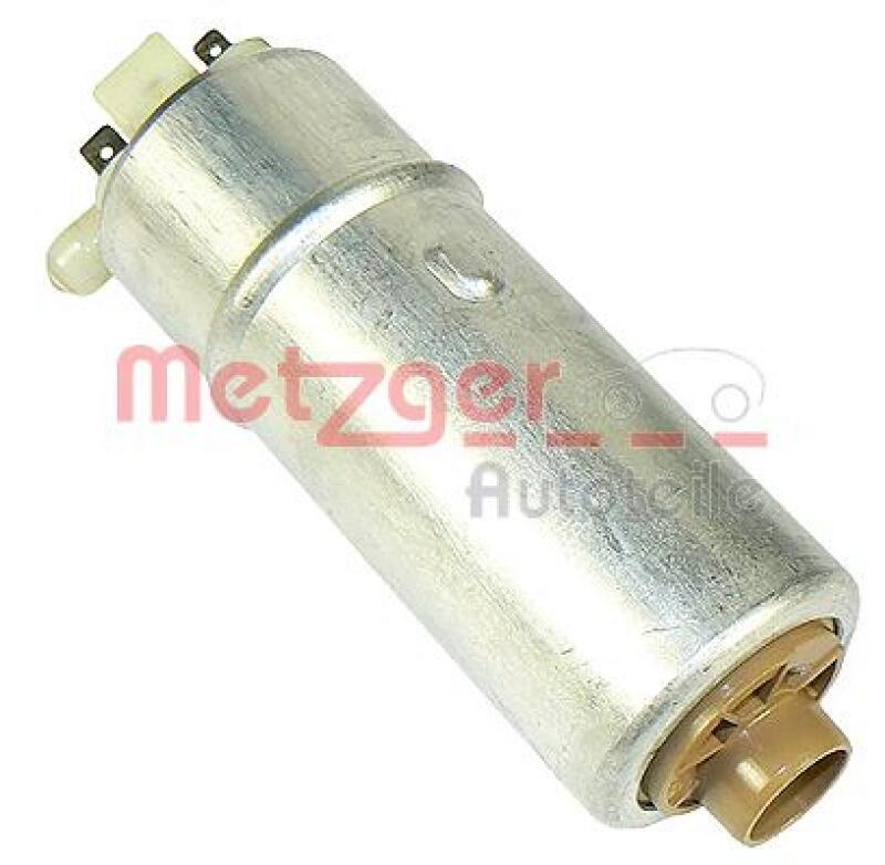 METZGER Kraftstoffpumpe