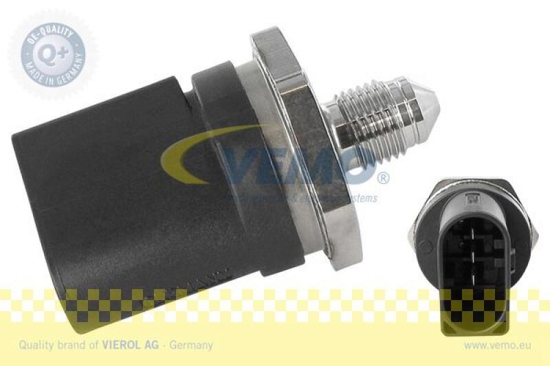 VEMO Sensor, Kraftstoffdruck Q+, Erstausrüsterqualität