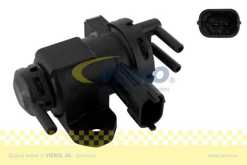 VEMO Druckwandler, Turbolader Q+, Erstausrüsterqualität