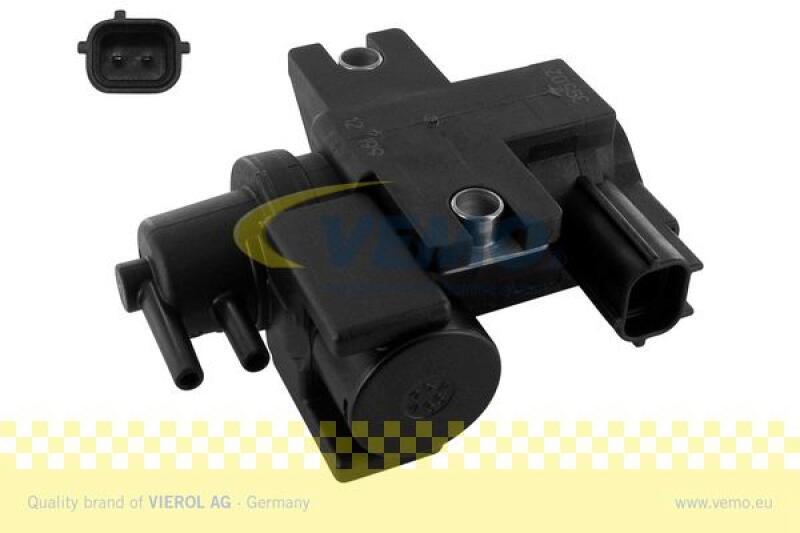VEMO Druckwandler, Turbolader Q+, Erstausrüsterqualität MADE IN GERMANY