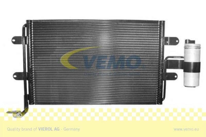 VEMO Kondensator, Klimaanlage Q+, Erstausrüsterqualität