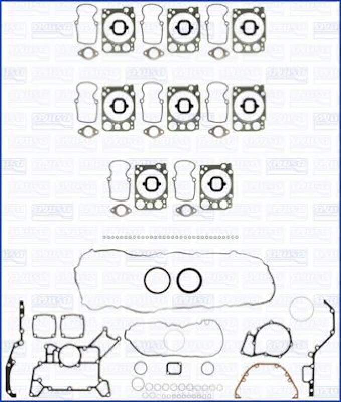 AJUSA Dichtungsvollsatz, Motor
