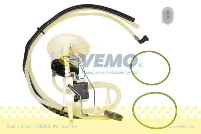VEMO Sensor, Kraftstoffvorrat Q+, Erstausrüsterqualität MADE IN GERMANY