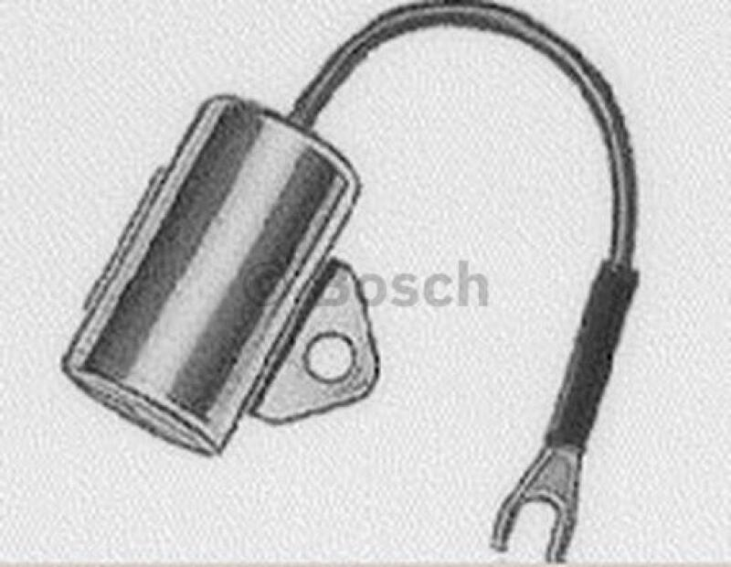 BOSCH Kondensator, Zündanlage