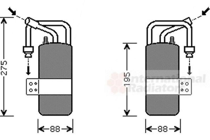 Trockner, Klimaanlage