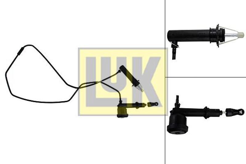 LuK Geber-/Nehmerzylindersatz, Kupplung