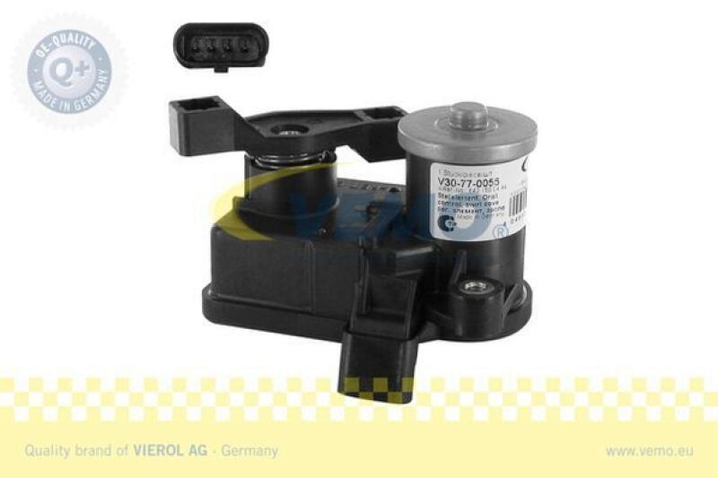 VEMO Stellelement, Drallklappen (Saugrohr) Q+, Erstausrüsterqualität MADE IN GERMANY
