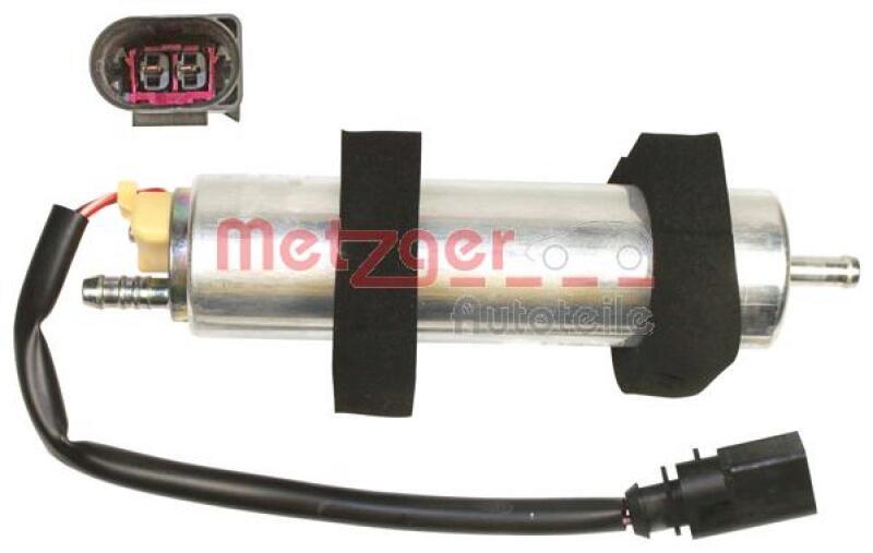 METZGER Kraftstoffpumpe Original Ersatzteil