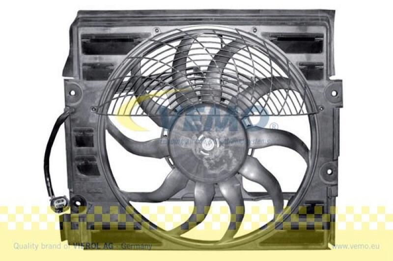 VEMO Lüfter, Klimakondensator