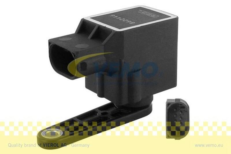 VEMO Sensor, Xenonlicht (Leuchtweiteregulierung) Q+, Erstausrüsterqualität